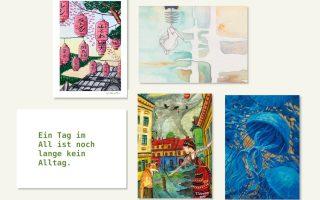 Postkarten auf Etsy